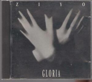 ZIYO-GLORIA-1991-ASTA-1-PRESS-TOP-RARE-OOP-CD-POLSKA-POLAND-POLEN