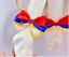 miniatuur 8 - Baby Girls Kids Lace Tutu Flower Bows Elsa Party Costume Tights Newborn Toddler
