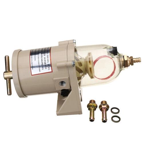 1x New Diesel Truck Diesel Marine Boat Fuel Filter /& Water Separator 500FG 500FH
