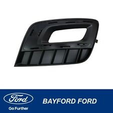 GENUINE FORD SZ TERRITORY RIGHT HAND FRONT BUMPER INSERT VENT HOLE COVER SATIN