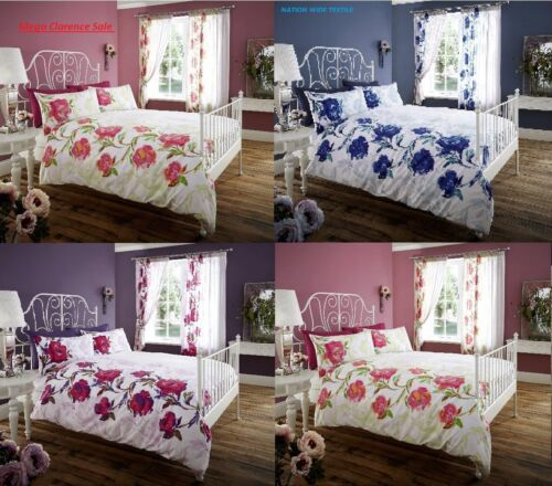 Mega Clarence Sale On Booh Luxury   Duvet Cover with Pillow Cases All Sizes