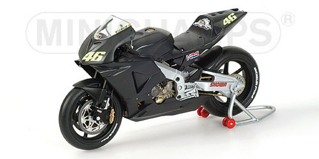 Minichamps 122 021046 027146 0279 46 HONDA RC211V modellolololo moto V ROSSI 2002 1 12th