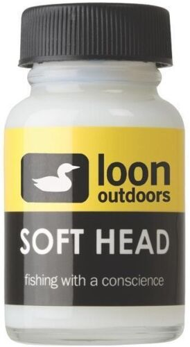 Loon Outdoors Soft Head Clear Soft Head Cement FREE SHIPPING OPTIONS F0107