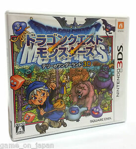 dragon quest monsters terry s wonderland dqm nintendo 3ds game