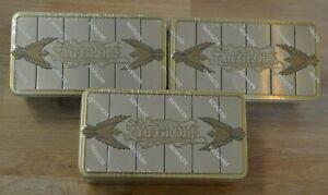 Yu-Gi-Oh-3x-Gold-Sarcophagus-Mega-Tin-2019-Deutsch-Neu-amp-OVP