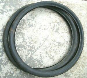 "NOS 1 PAIR Black Cheng Shin 24 x 1-3/4"" Bicycle Tires Fits Schwinn S7 ISO520 NEW"