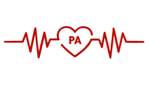 PA-Physicians-Assistant-Heartbeat-Rhythm-Vinyl-Decal-Window-Sticker-Car
