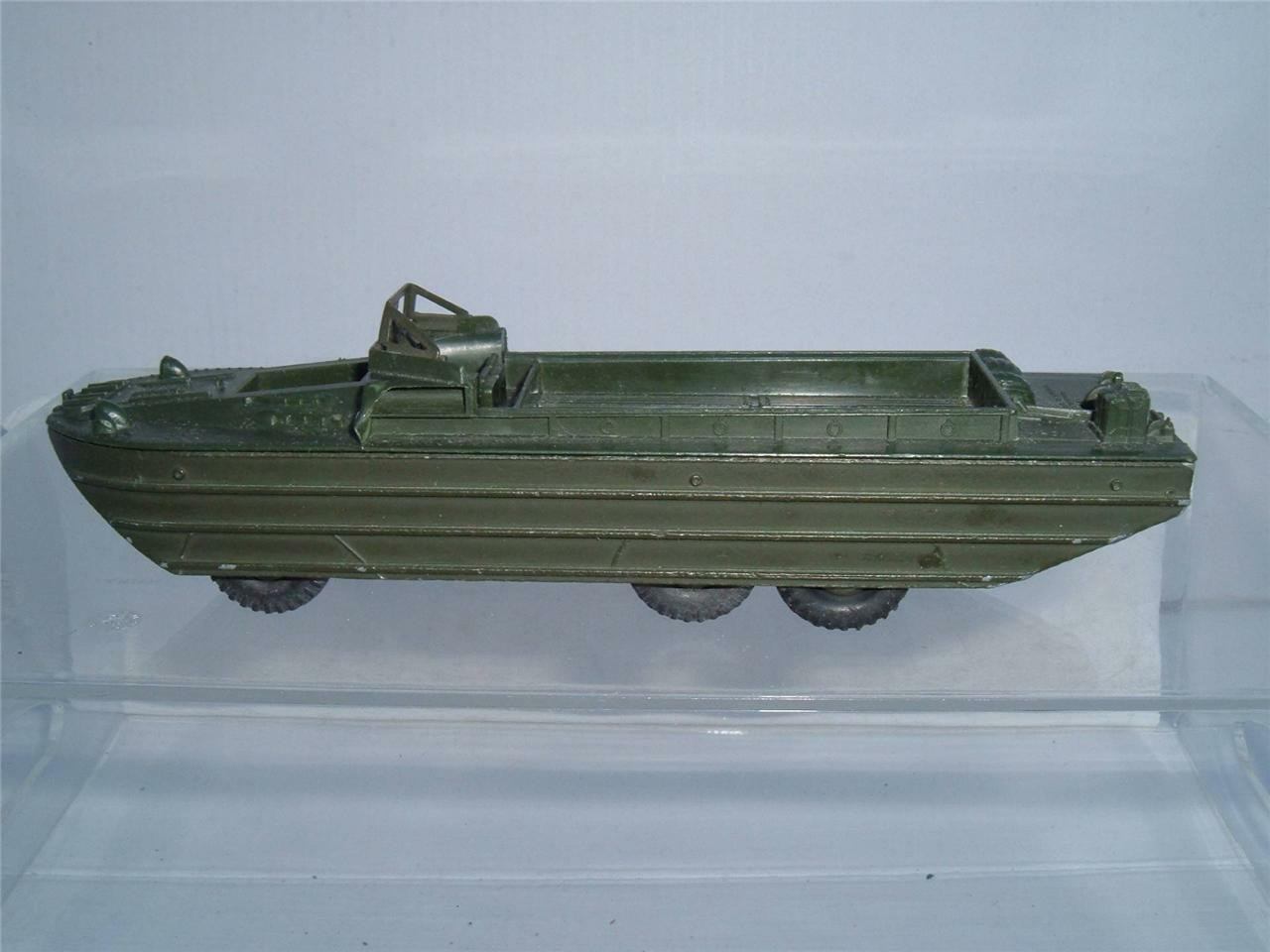 DINKY TOYS 825 DUKW FRENCH NO PROPELLER SEE PHOTOS