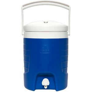 Igloo Sport 2 Gallon Water Jug - Majestic Blue