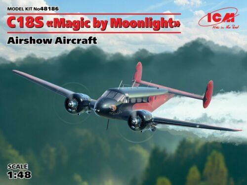 "ICM 48186-1:48 C18S /""Magic by Moonlight/"" Airshow Aircraft Neu"