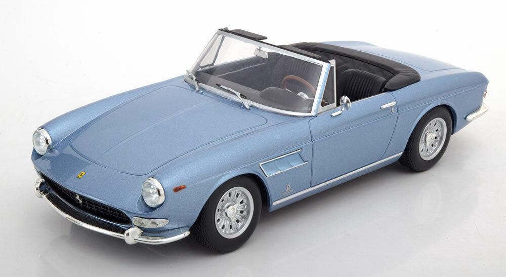 KK SCALmodellLER 1964 FERRARI 275 GTS PINFARINNA SPIDER Alloy Rims 1 18 LE250