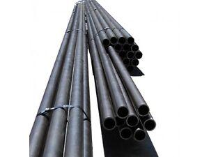 "DOM Carbon Steel Tube 1.25/"" OD x .120/"" wall x 24/"""