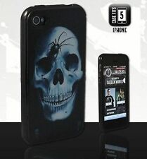 Authentic Sullen Clothing Gustavo Spider Skull Iphone 5 Cell Phone Case Cover
