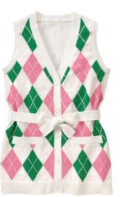 Gymboree MEADOW WALK Girls Striped Sweater Dress NEW Size 5 Kids