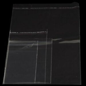 Self seal clear cellophane plastic bags cello display bags for image is loading self seal clear cellophane plastic bags cello display m4hsunfo