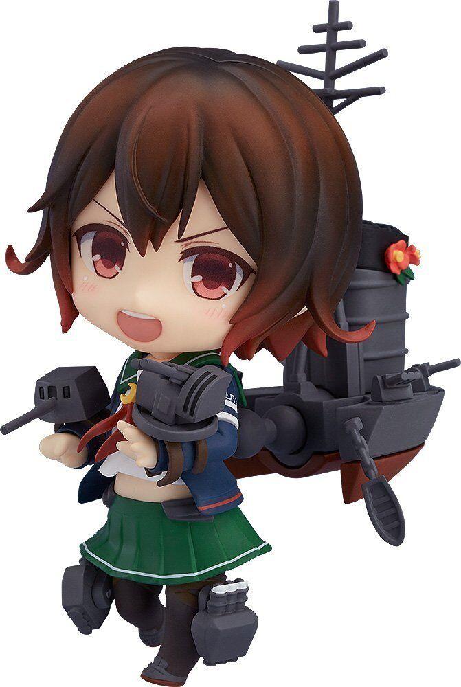 Good Smile Kantai Collection Kancolle Mutsuki Kai-II Nendgoldid Action Figure