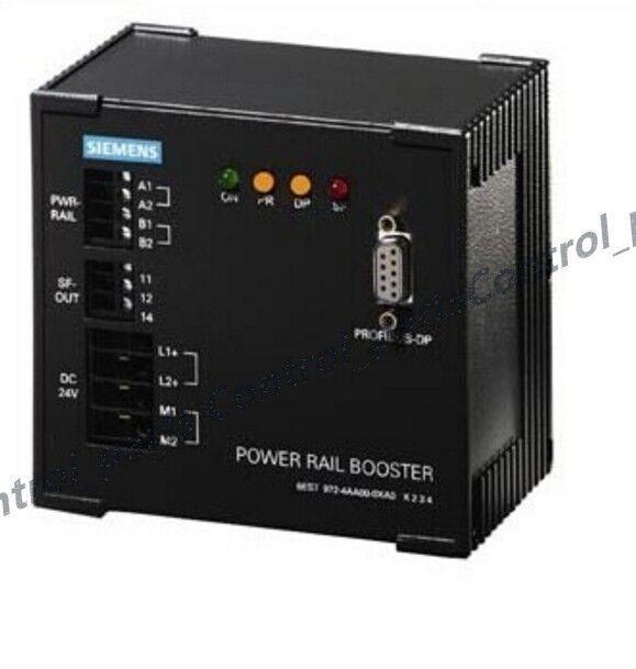 1 PC New Siemens 6ES7972-4AA02-0XA0  Power Rail Booster