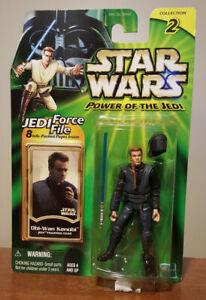 Star Wars Power Of The Jedi POTJ Hasbro OBI-WAN KENOBI Concept Training Gear MOC