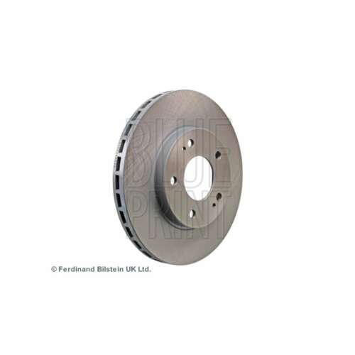 Genuine OE Quality Blue Print 5 Stud Front Vented Brake Discs Pair ADC44374