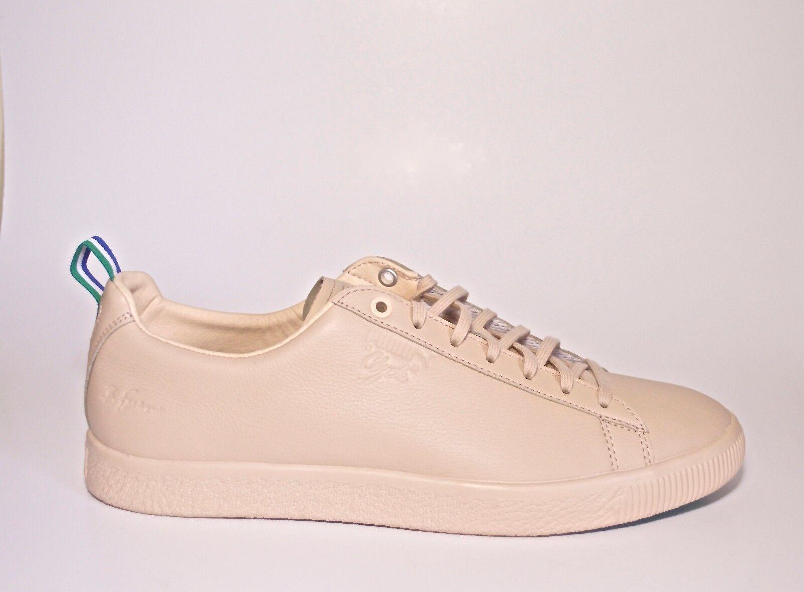 low priced 6618a dbb37 Puma CLYDE Big Sean Natural Vachetta Men's shoes Size Size ...