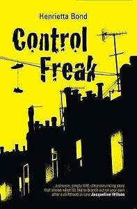 Control-Freak-Henrietta-Bond-Used-Good-Book