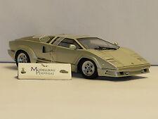 """LAMBORGHINI COUNTACH """"Museo Lamborghini"""" Autoart 1:18"""
