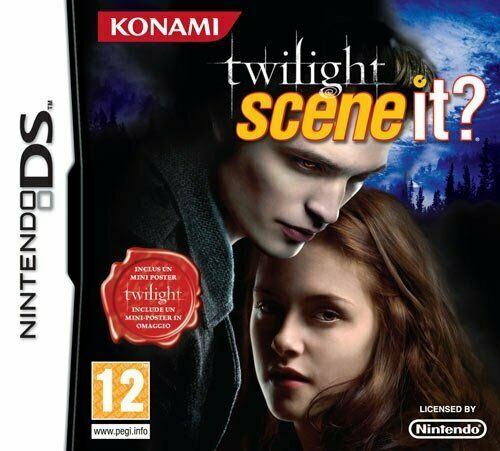 Twilight Scene Italien ? Nintendo DS Halifax