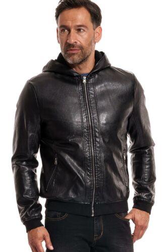 Gaudi-Veste Homme Noir Premium Rembourré et Doublé nouveau: 124 €