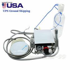 Portable Dental Turbine Unit Use Withz Compressor3way Syringe Dental Equipment 4h