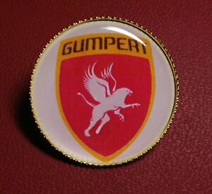 Gumpert Supercar High Quality Gold Plated Badges
