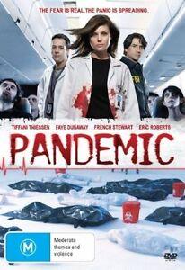 Pandemic-DVD-2007-Tiffani-Thiessen-French-Stewart-REGION-4-AUST-BRAND-NEW