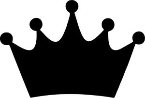Crown-Vinyl-Sticker-Decal-King-Queen-Choose-Size-amp-Color