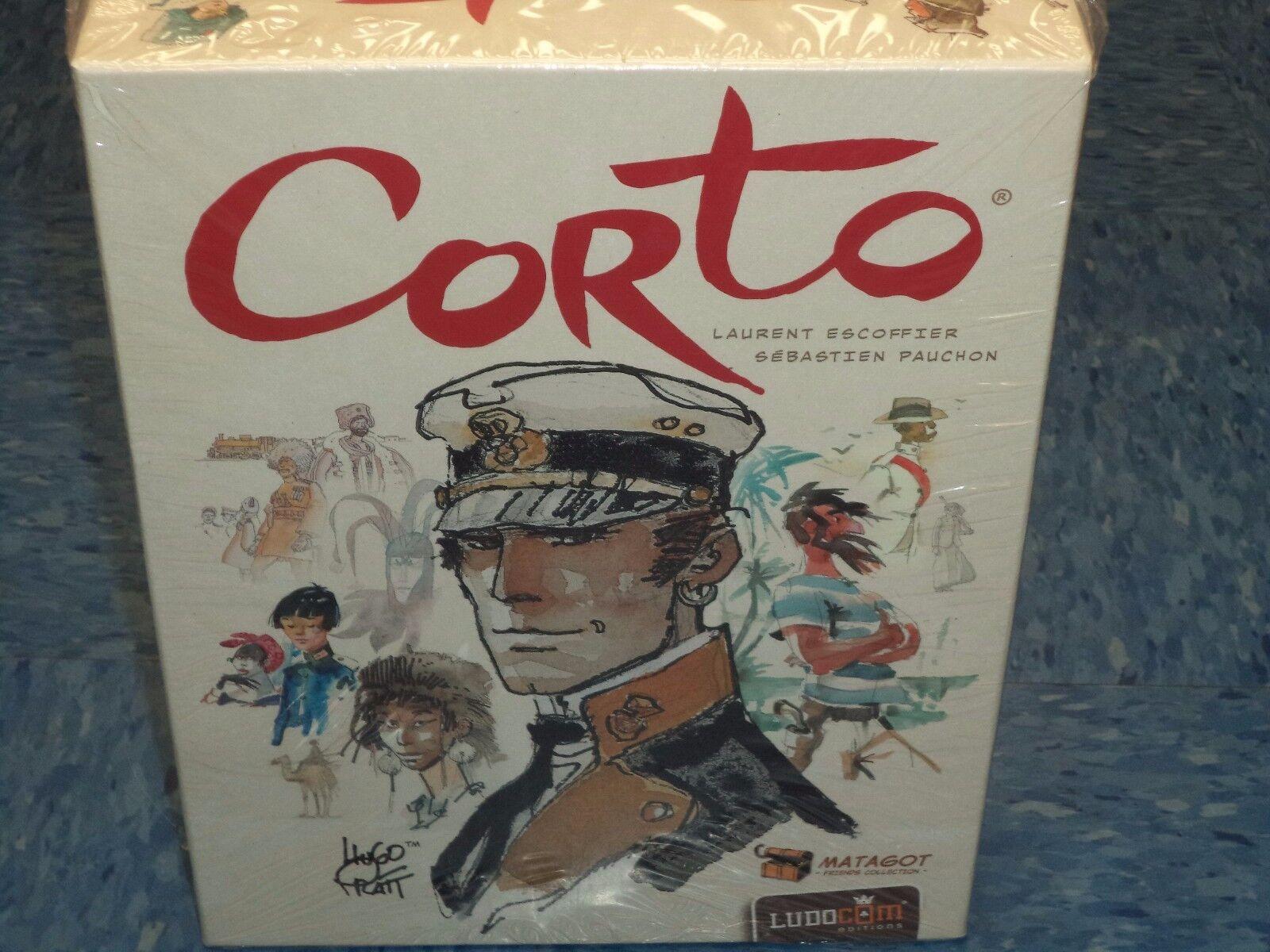 Corto - Matagot Games Mystery Adventure Board Game Nuovo