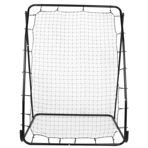 """44/"""" Tragbares Übungsnetz Baseballnetz Trainingsnetz Fußball Rebounder DHL 64"""