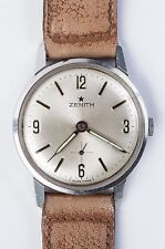 VINTAGE MEN'S WRIST WATCH ZENITH SWISS MADE ca.1965