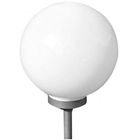 4x Lampada Solare Sfera luminosa Lampada a sfera Ø 25 cm con 4 LED & spiedo rimovibile