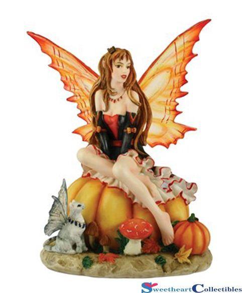 Nene Thomas Pumpkin Patch Fairy Fairysite