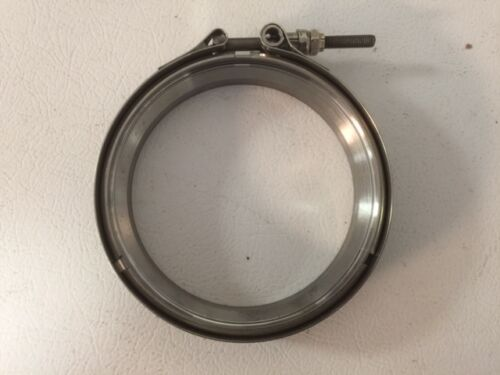 "V-band Flange /& Clamp 5/"" stainless steel T6 Undivided GT47//GT55//GT50//GTX47//GTX55"
