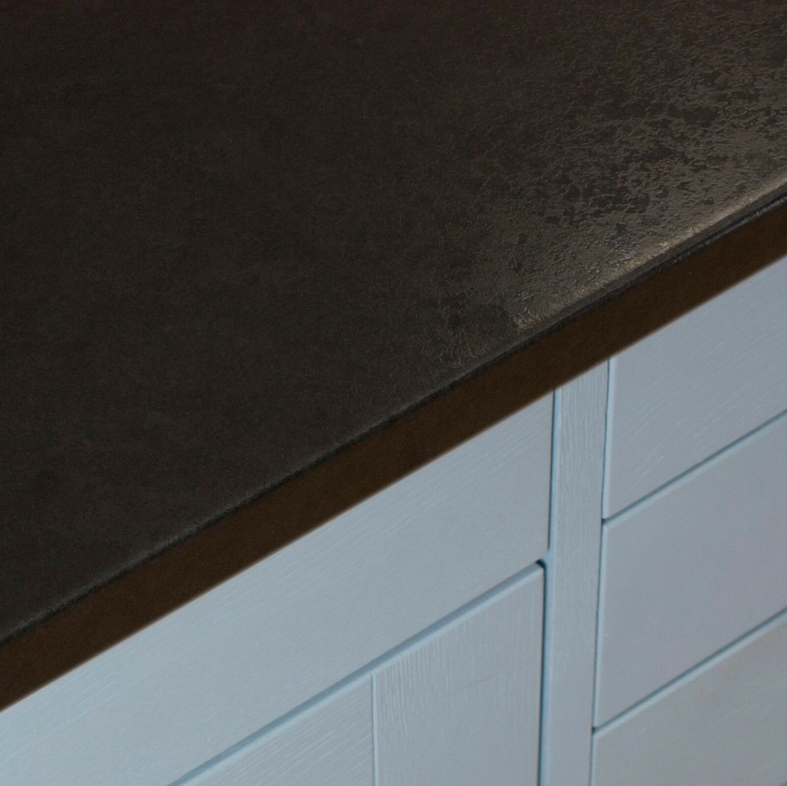 Black Lunar Night Laminate Kitchen Worktop 3600 X 600 X 38mm Gloss ...