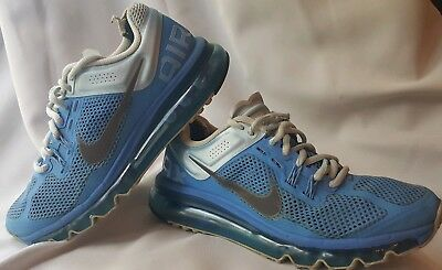 nike air max 2013 blue and white