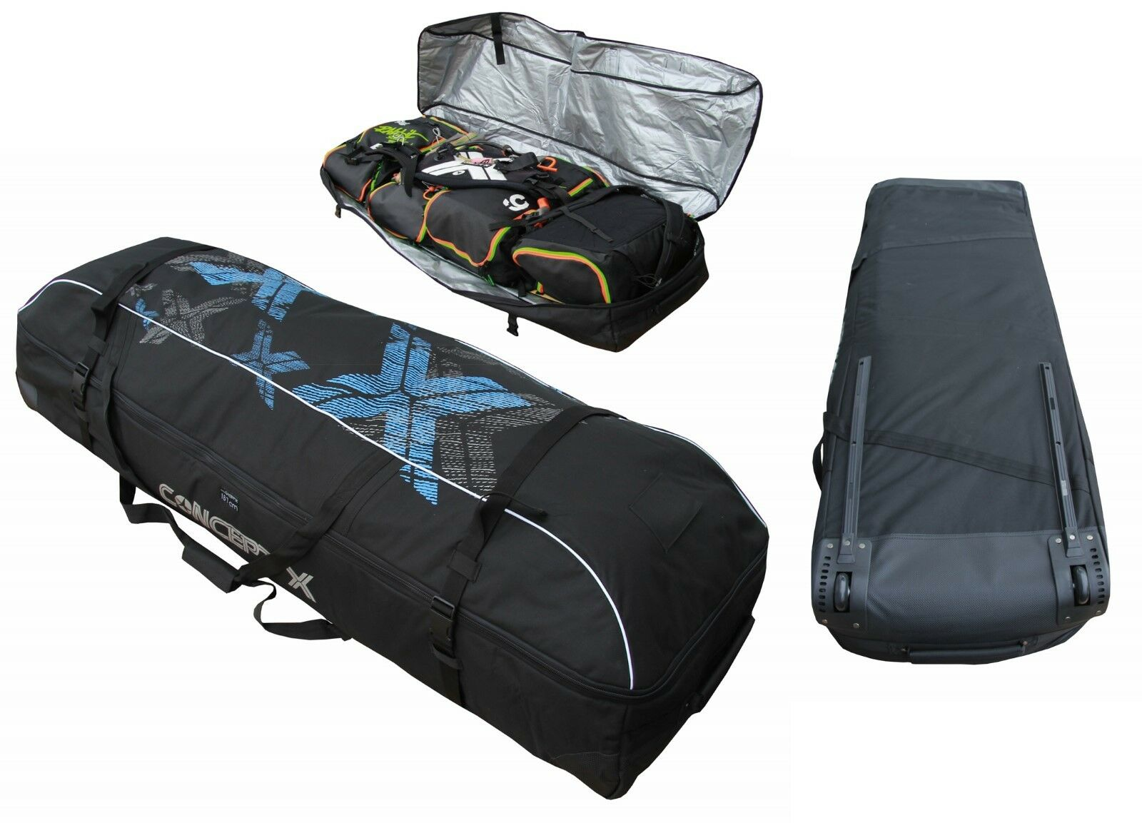 Kitebag Xplorer 149, Kite Travel Bag, Board Bag, reisebag, Bag