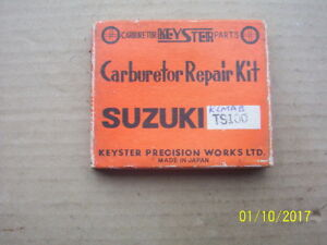 Suzuki TS100 1973-1977 Carb Repair Kit