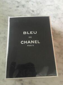 chanel bleu de chanel eau de toilette spray for 3 4 oz 100 ml new authentic ebay