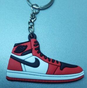 Porte-cles-Nike-air-jordan-1-retro-high-og-034-bred-toe-034