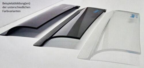 ClimAir derivabrisas atrás para Jaguar XF 4-puertas