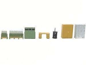 Spur N Tomytec 244011 NEU Achsen Kupplungen /& Gewichte Set TT-05