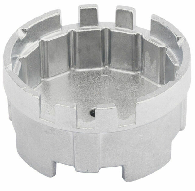 Llave Filtro Aceite Profesional Toyota Expert Oil Filter Socket 64.5mm 14 Flats