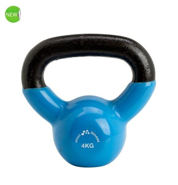 Kettlebell in Vinile Movi Fitness 4 16 8 12 16 4 20 Kg Pilates e Pesistica Vari Farbe 7b25ef