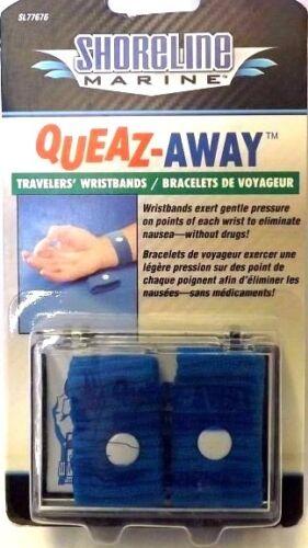 DAVIS motion sea sickness wrist bands sick travel air nausea cruise fly SL77676