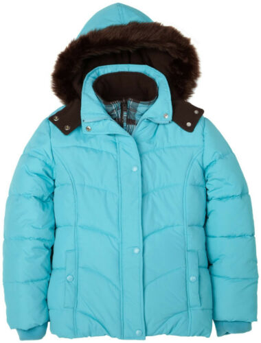 Big Chill Toddler Girl 4 in 1 Systems Jacket Winter Coat Teal NEW Size 4
